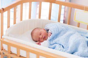 Babymatratze für gesunden Schlaf